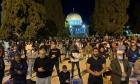 الفلسطينيون يفتحون الأقصى وعشرات المستوطنين يقتحمونه