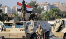 الجيش المصري يقتل 19 مسلحا في سيناء