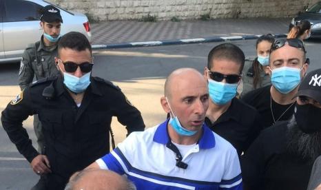 القدس: الاحتلال يعتقل مشاركين بإحياء ذكرى استشهاد الحسيني بينهم المحافظ غيث