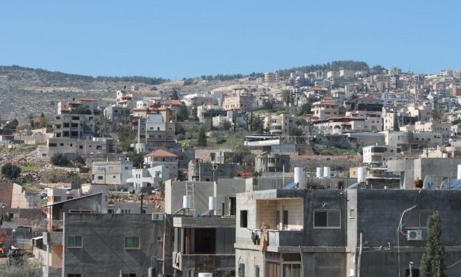 البعنة: اعتقال شخصين بعد العثور على عبوة ناسفة