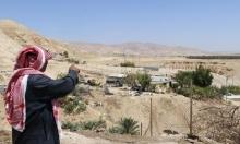 الاحتلال يهدم ويصادر منشآت زراعية بالأغوار ويقتحم سبسطية الأثرية