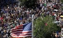 احتجاجات أميركا: قمع تظاهرات البيت الأبيض وترامب يهدد بنشر الجيش