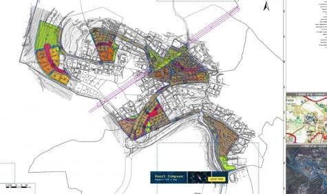 الناصرة: إلغاء مخطط سلطوي في منطقة رؤوس الجبال
