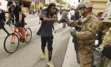 تصاعد الاحتجاجات في أميركا والجيش ينتشر في واشنطن