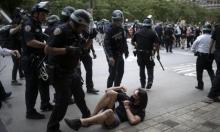 أميركا: 9300 موقوف منذ بدء الاحتجاجات واستمراريتها رغم حظر التجول