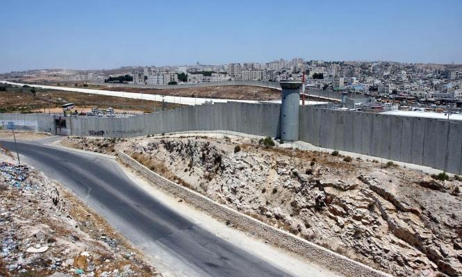 التماس للعليا الإسرائيلية للمطالبة بتفكيك مقاطع من جدار الفصل