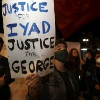 فلويد والحلاق.. لماذا تعمّ المظاهرات أميركا وفلسطين لا؟