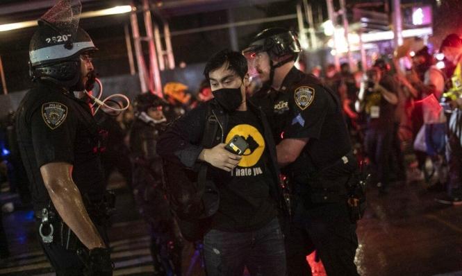 أميركا: أكثر من 10 آلاف معتقل بالاحتجاجات والأَضرار بمينيابوليستجاوزت55 مليونًا