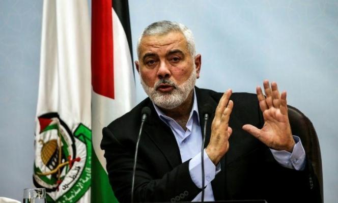 هنيّة: مخططات الضم لن تؤمن مستقبل الاحتلال