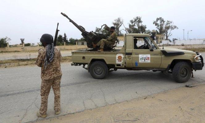 ليبيا: قوات الوفاق تستعيد مطار طرابلس وتحركات أممية لوقف إطلاق النار
