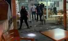 اعتقال شخص إثر إطلاق نار على دورية شرطة بالطيرة