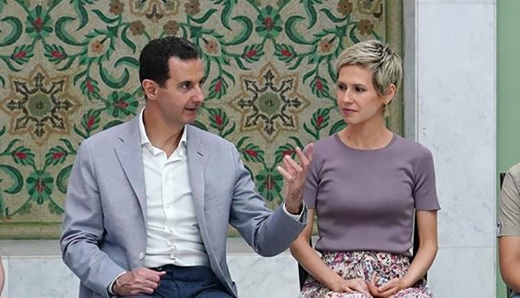 """أسماء الأسد تسعى لـ""""وراثة الدور الخيري"""" لمخلوف (سانا)"""