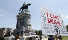 الجماهير السوداء في أميركا تصبّ غضبها على نُصب تذكارية... لمن تكون؟