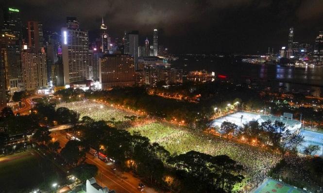 صدٌّ وردٌّ بين بكين وواشنطن.. شرعية الاحتجاجات الأميركية مقابل مظاهرات هونغ كونغ