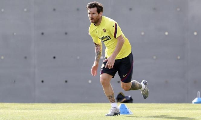 هل سيلحق ميسي بمواجهة ريال مايوركا؟