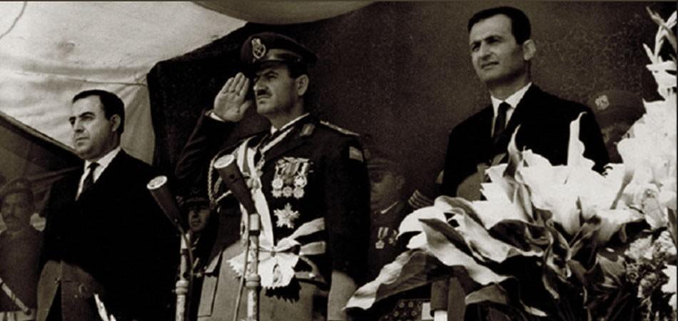 الأسد وصلاح جديد