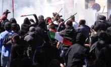 إيطاليا: متظاهرو اليمين المتطرف يشتبكون مع شرطة روما