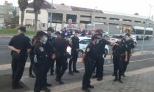 يافا: تظاهرة غاضبة إثر اقتحام مقبرة الإسعاف