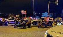 إصابة شرطيتين في حادث دهس في القدس المحتلة