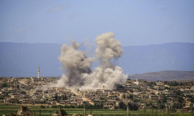 41 قتيلًا باشتباكات بين قوات النظام والفصائل بسورية