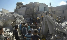 مقتل مدني وإصابة آخرين بغارات روسية على إدلب