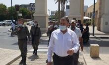 جمعية الأقصى: إسرائيل تسعى لتغيير معالم المقدسات