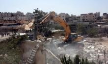 الاحتلال يهدم منزلا في سلوان ويعتقل 18 شابا بالضفة والقدس