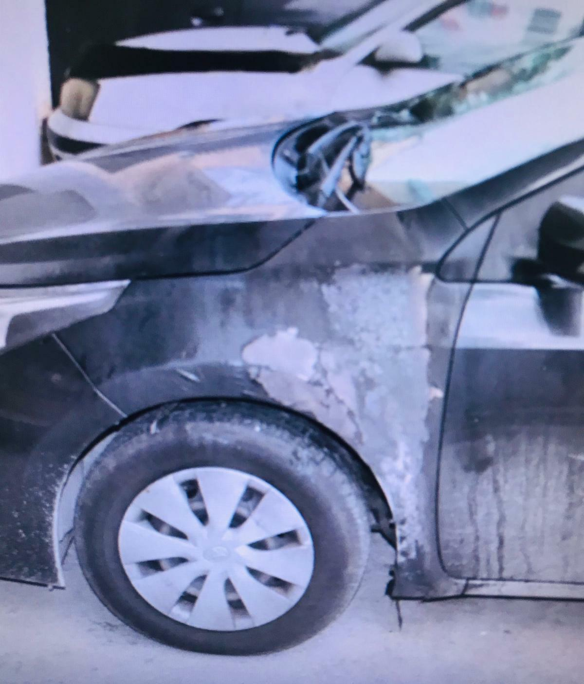شفاعمرو: اتهام شاب بإضرام النار في سيارتي والده