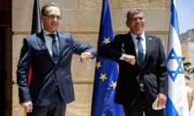 وزير الخارجية الألماني: مخطط الضم يتعارض مع القانون الدولي