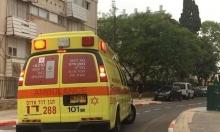 إصابة شاب في جريمة إطلاق نار باللد
