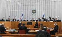 رسالتا المحكمة الإسرائيلية لنتنياهو ولاهاي بإلغاء  قانون شرعنة الاستيطان