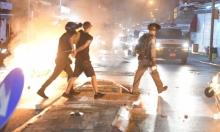 اعتقال 4 شباب إثر تجدد المواجهات في يافا