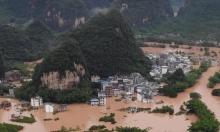 الصين: مصرع عشرين شخصا على الأقل في فيضانات