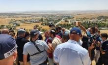جولة استفزازية للمستوطنين في النقب
