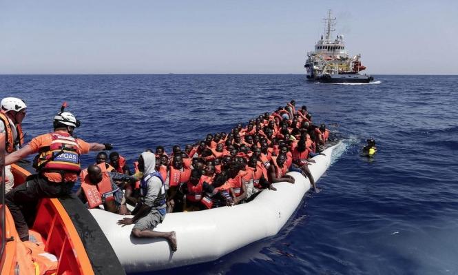 وفيات غرق مركب المهاجرين قبالة سواحل تونس ترتفع إلى 34