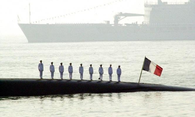 حريق على متن غواصة نووية فرنسيّة