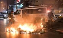 يافا: اعتقال شبان على خلفية الاحتجاجات