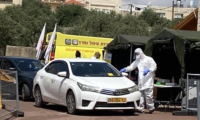 كورونا بالمجتمع العربي: الإصابات ترتفع لـ1376 وتعليق الدراسة بالعديد من البلدات