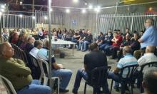 بركة في نحف: التضامن الشعبي يساهم في منع جريمة هدم المنازل
