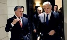 تقرير: ملك الأردن رفض الرد على اتصالات هاتفية من نتنياهو