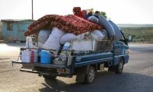4 آلاف نازح من أرياف إدلب خلال أسبوع