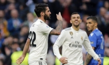 ريال مدريد: إيسكو غائب بسبب الإصابة حتى إشعار آخر