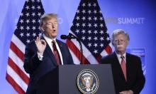 بولتون: ترامب طلب من الصين المساعدة للفوز بولاية ثانية