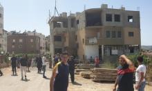 سخنين: اعتقال مقاول ورشة بناء إثر مصرع صبحي عثمان