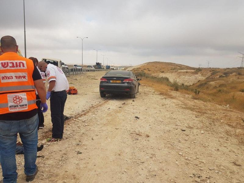 النقب: مصرع عيد أبو مهيزع وإصابة آخر في حادث طرق
