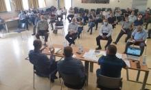 جديدة المكر: اجتماع لبحث التصدي لمخطط جديد لمصادرة الأراضي