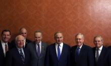 حلفاء بارزون لنتنياهو في الحزب الديمقراطي يرفضون الضم