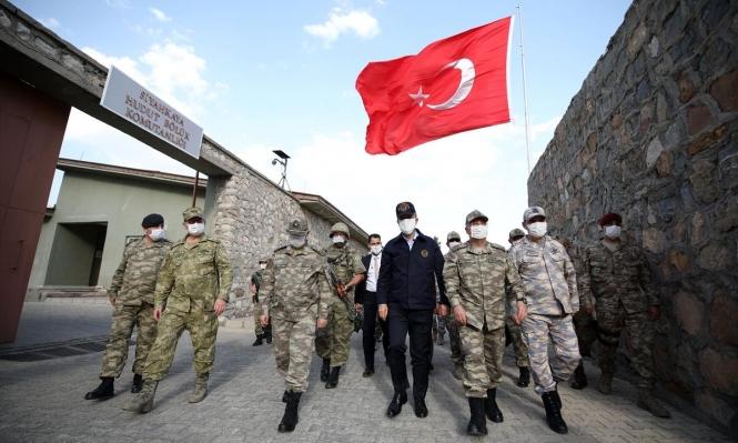 تركيا تعلن قصف 700 هدف شمالي العراق منذ الأربعاء