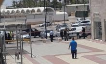 تل السبع: إصابة مدير البريد في جريمة إطلاق نار