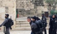 دائرة الأوقاف الإسلامية تستنكر اعتقالات الاحتلال داخل الأقصى